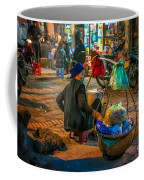 Woman At Rest Coffee Mug