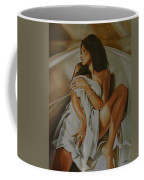 Woman Bathing 3 Coffee Mug