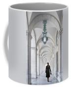 Woman In Archway  Coffee Mug