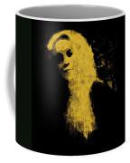 Woman In The Dark Coffee Mug