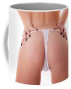Woman's Backside Coffee Mug