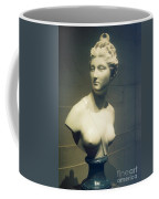 Womans Bust Coffee Mug