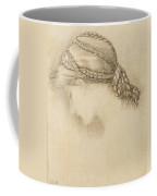 Womans Head, Detail From A Sketchbook Coffee Mug
