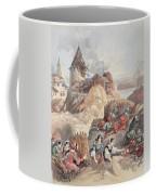 Women At The Siege Of Marseille Coffee Mug