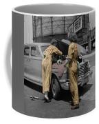 Women Auto Mechanics Coffee Mug