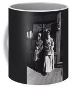 Women  Extras In Old West Costumes Dirty Dingus Magee Set Mescal Arizona 1970 Coffee Mug