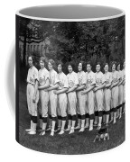 Women's Baseball Team Coffee Mug