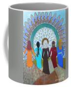 Women's Circle Mandala Coffee Mug