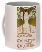 Womens Edition Buffalo Courier Coffee Mug