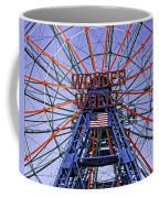 Wonder Wheel 2013 - Coney Island - Brooklyn - New York Coffee Mug