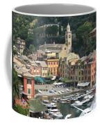 Wonderful Portofino Coffee Mug