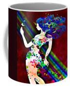 Wondering At The End Of The Rainbow Coffee Mug