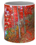 Wonders Of Autumn  Coffee Mug