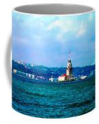 Wonders Of Istanbul Coffee Mug