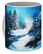 Wonders Of Winter Coffee Mug