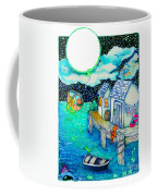 Woobies Character Baby Art Colorful Whimsical Design By Romi Neilson Coffee Mug