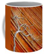 Wood And Stone Coffee Mug