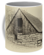 Wood And Stone Coffee Mug