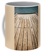 Wood And Water Coffee Mug