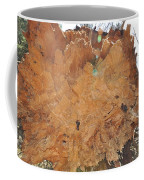 Wood Art Coffee Mug