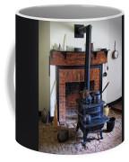 Wood Burning Stove Coffee Mug