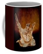 Wood Carving Coffee Mug