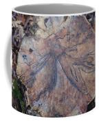 Wood Design Coffee Mug