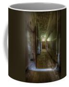 Wood Door Ward Coffee Mug