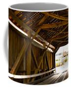 Wood Fame Bridge Coffee Mug