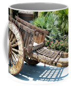 Wood Hand Cart II Coffee Mug