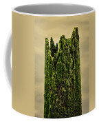 Wood In The Bay Coffee Mug