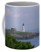 Wood Island Lighthouse Coffee Mug