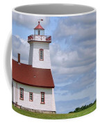 Wood Islands Lighthouse - Pei Coffee Mug