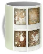 Wood Coffee Mug by Les Cunliffe