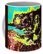 Wood Nymph In Glaring Daylight Coffee Mug