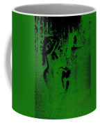Wood Nymphs In Green Night Sight Coffee Mug