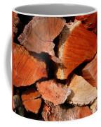 Wood Puzzle Coffee Mug