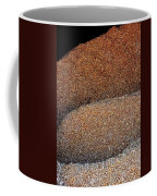 Wood Shavings Coffee Mug