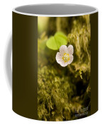 Wood Sorrel Coffee Mug