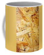 Wood Splinters Background Coffee Mug