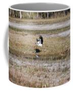 Wood Stork And Herons Coffee Mug