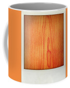 Wood Texture Coffee Mug