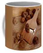 Wood Truffle Slicer Coffee Mug