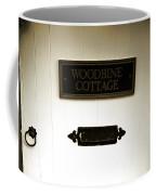 Woodbine Cottage - In Bakewell Town Peak District - England Coffee Mug