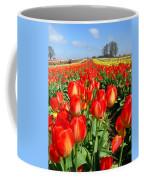 Woodburn Tulip Fields Coffee Mug