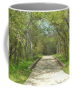 Walking In The Park Coffee Mug