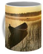 Wooden Boat Coffee Mug by Veikko Suikkanen
