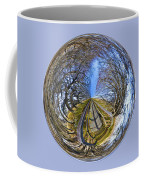 Wooden Bridge Orb Coffee Mug
