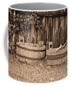 Wooden Buckets Coffee Mug