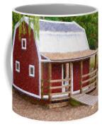 Wooden Cabin  Coffee Mug